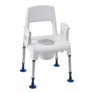 Chaise douche/WC AQUATEC