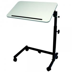 Table de lit simple plateau
