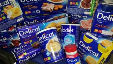 Nutrition : Lancement de notre nouvelle gamme